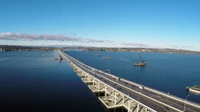 SR-520 bridge over Lake Washington to be closed in both directions this weekend