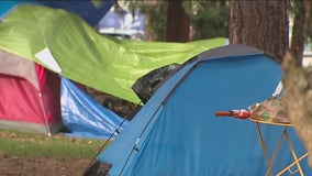 Crews to clear out homeless encampment at Denny Park in Seattle