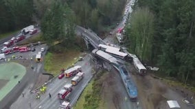 Judge: Amtrak, not engineer, liable for deadly 2017 derailment
