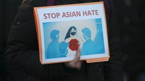 'We are Americans': Large Seattle rally calls to end hate against Asian Americans