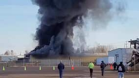 Fire at ethanol plant west of Portland prompts evacuations