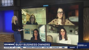 Mom to Mom: Busy business owners