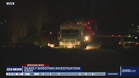 Deadly shooting in Burien