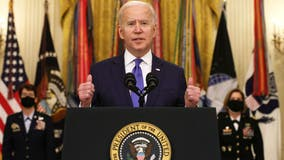 Biden directs states to make all adults eligible for COVID-19 vaccine by May 1