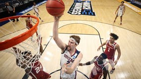 Oklahoma can't hang with Timme, Gonzaga; top seed advances in NCAA Tournament