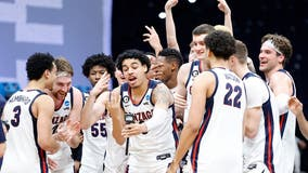 Undefeated Gonzaga heads to Final Four with 85-66 win over USC