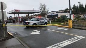 Suspects sought after shooting involving Bonney Lake police officer