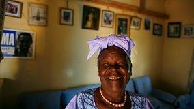 Sarah Obama, matriarch of Barack Obama's Kenyan family, dies at 99