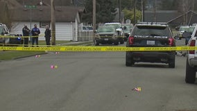Police investigating deadly drive-by shooting in Puyallup