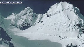 Enormous avalanche descends 2,000' at popular backcountry area