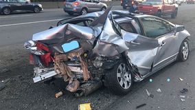 Child critically injured in crash on SR 18 near Federal Way