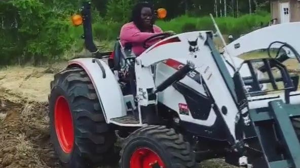 Internet fame gets new farmer growing