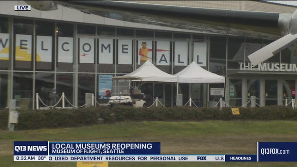 Local museums reopening