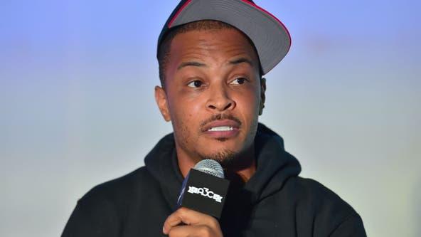 Atlanta rapper T.I. accused of sexual assault
