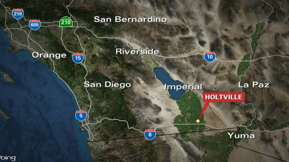 Multiple deaths, injuries reported in mass casualty crash in Imperial County