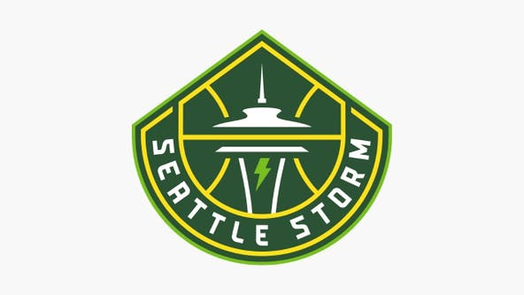 Seattle Storm reveal new team logo featuring Space Needle, lightning bolt