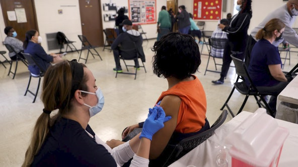 New walk-in vaccination sites open in 2 Seattle neighborhoods for those 60 and older
