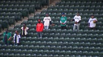 Seattle Mariners fans welcomed back to T-Mobile Park for first time in 550 days at season opener