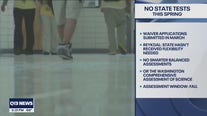 Washington schools not having state testing this spring