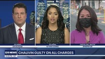 Reaction to verdict in Derek Chauvin trial in Seattle's Capitol Hill