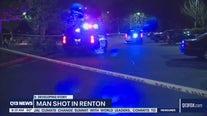 Man shot in Renton