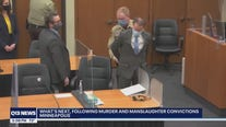 Next steps in Chauvin trial, policing practices