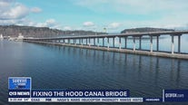 Fixing the Hood Canal Bridge