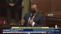 State senate passes bill to recriminalize drug possession
