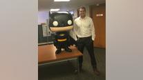 FOUND: Great detective work helps track down comic book store's stolen Batman statue