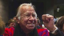 Environmental leader and treaty rights activist, Billy Frank Jr.'s statue heads to the US Capitol