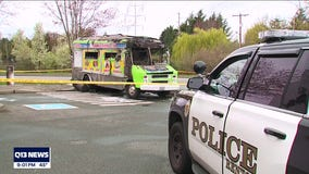 Search is on for suspected arsonist after four fires set in Renton on Easter morning