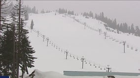 Spring snowfall has search and rescue crews monitoring avalanche risks at Snoqualmie Pass