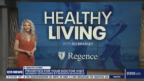 Healthy Living: Priorities for your doctor visit
