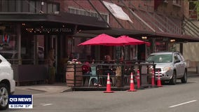 Puyallup pilot program supports downtown businesses and expands outdoor dining