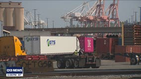 Seattle docks seeing global trade increase by double digits