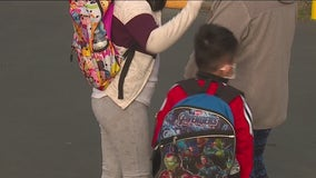 Youngest students return to classrooms in Washington state's largest school district
