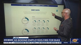Boeing fires dozens of employees for racist conduct