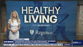 Healthy Living: Pandemic having big impact on pregnant women, new moms