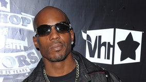 Rapper DMX on life support after heart attack, prayer vigil planned