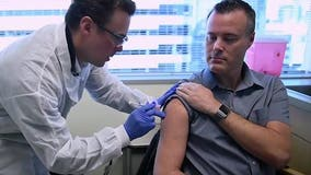 Bothell man receives third dose of Moderna vaccine as part of booster trial