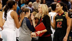 Washington hires Tina Langley as new women's hoops coach
