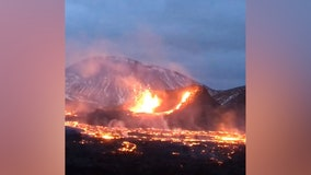 Volcanic eruptions in Italy, Iceland and Guatemala spew lava, draw crowds