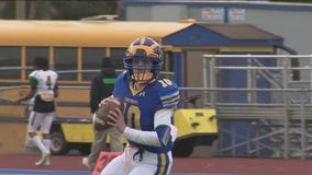 Fife quarterback Brynna Nixon leaves behind legacy for high school varsity football