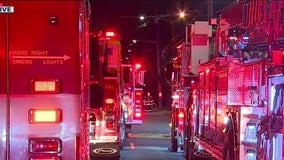 Seattle crews secure 500-gallon propane gas leak