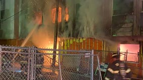 Fire that ripped through large construction site in South Seattle intentionally set