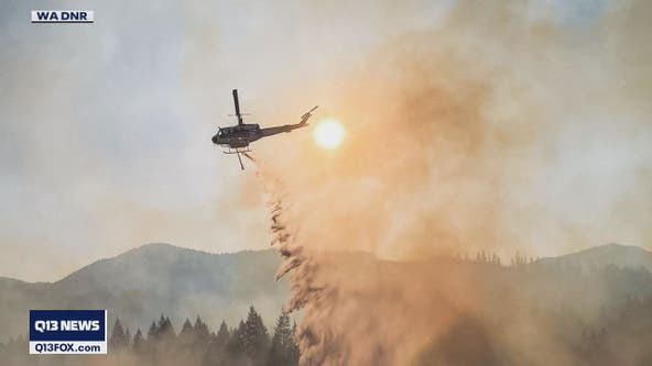 Bill to prevent and fight wildfires in Washington approved by Legislature
