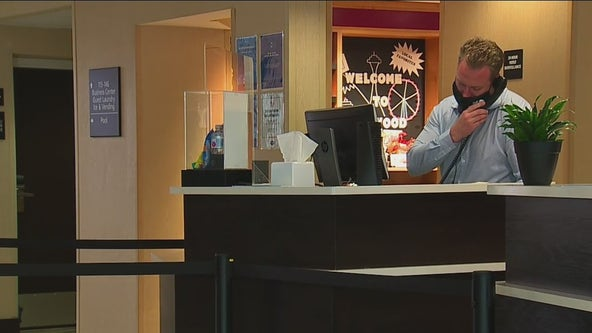 Local hotel owners worried about foreclosures without government help