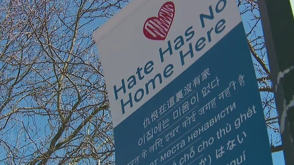 Bellevue stands against racial biases with 'Hate Has No Home Here' campaign