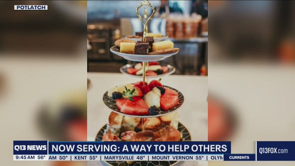 Helping the community during Seattle Restaurant Week