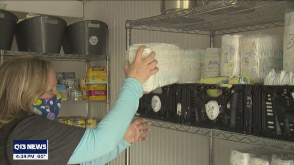 Washington lawmakers consider $80 diaper stipend for families in need
